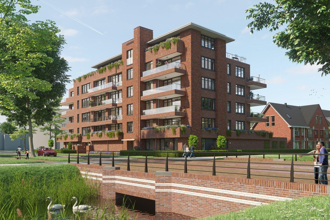 Bekijk foto 4 van Quatrebras Park Quartier II - appartementen (Bouwnr. 10)