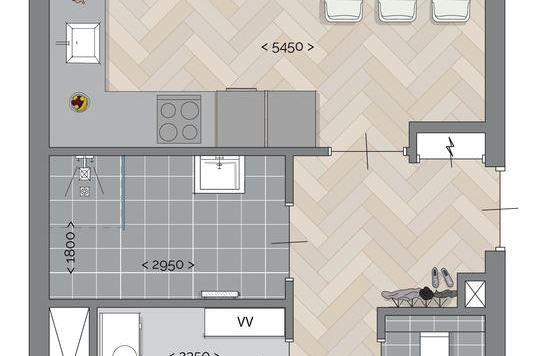 Bekijk foto 3 van Quatrebras Park Quartier II - appartementen (Bouwnr. 23)