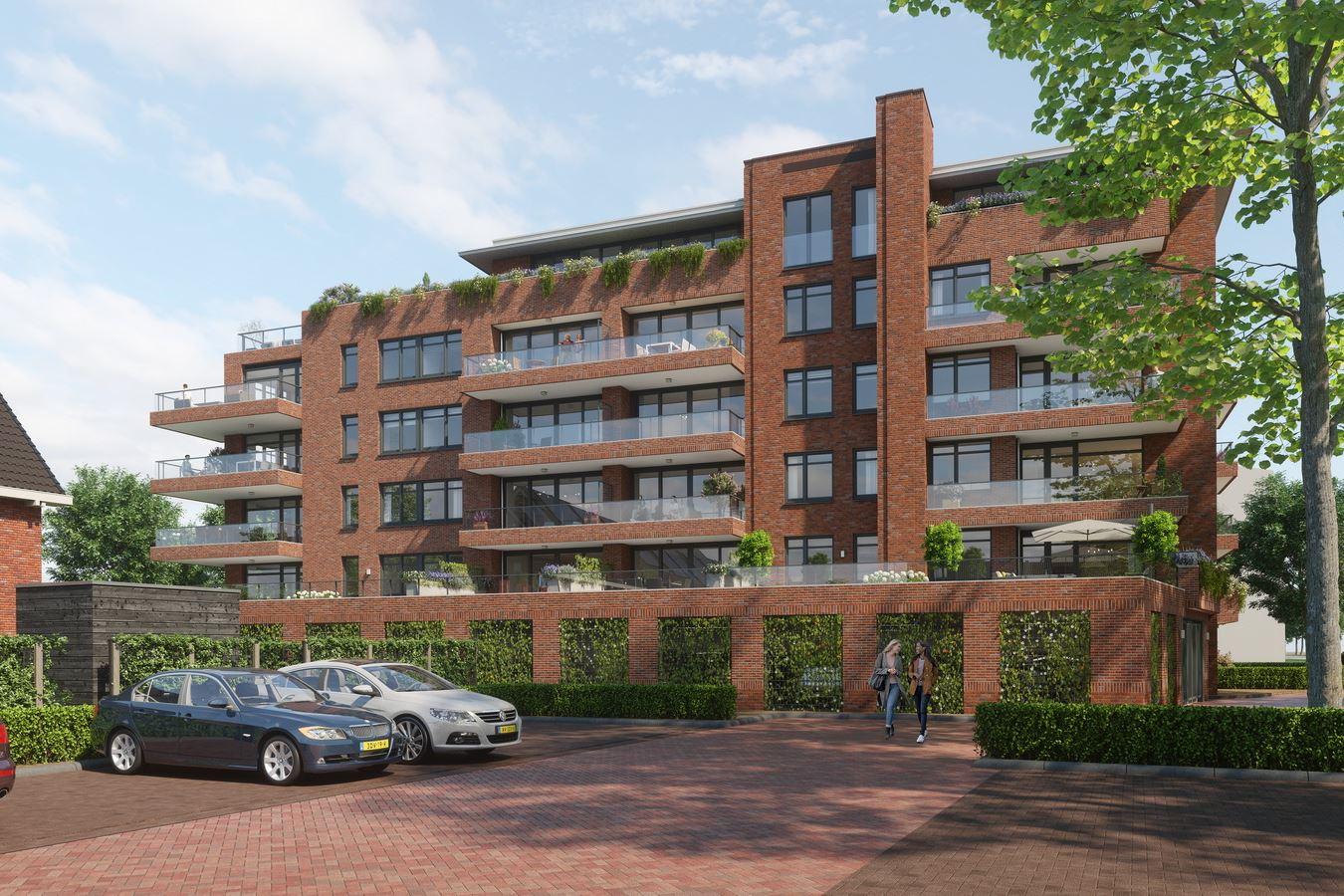 Bekijk foto 1 van Quatrebras Park Quartier II - appartementen (Bouwnr. 7)