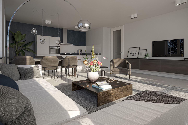 Bekijk foto 3 van Quatrebras Park Quartier II - appartementen (Bouwnr. 7)