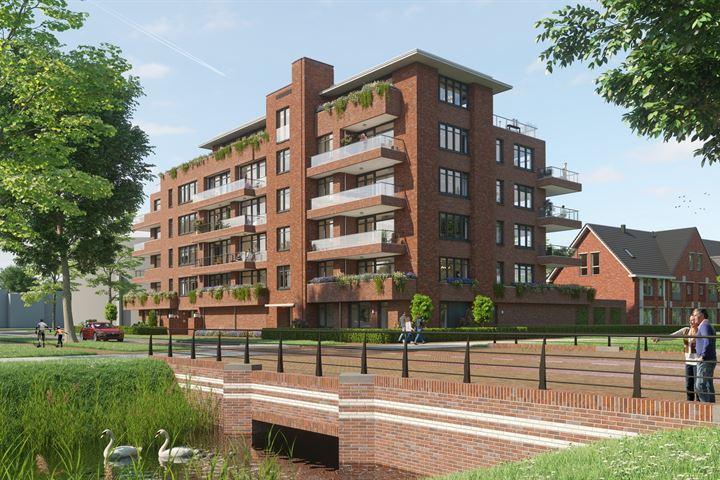 Quatrebras Park Quartier II - appartementen (Bouwnr. 14)