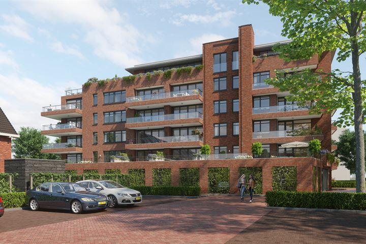 Quatrebras Park Quartier II - appartementen (Bouwnr. 5)