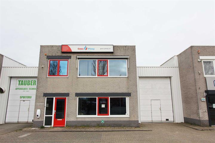 A. Hofmanweg 44 A, Haarlem