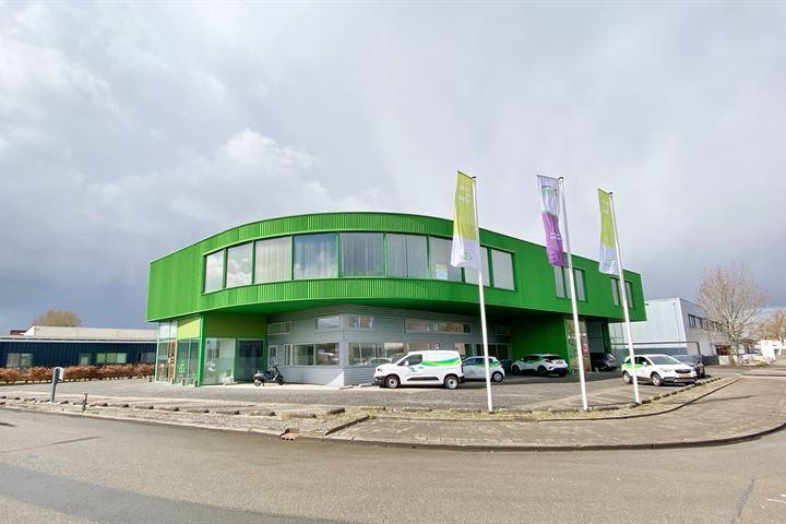 Leningradweg 14, Groningen