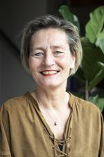 Anke van Houts (Office manager)