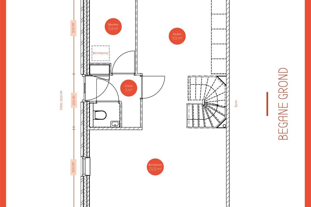 Bekijk foto 5 van Beukenlaan 3 A