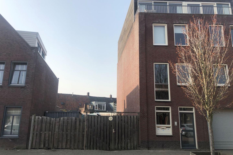 Bekijk foto 3 van Hoefstraat 132 - 134