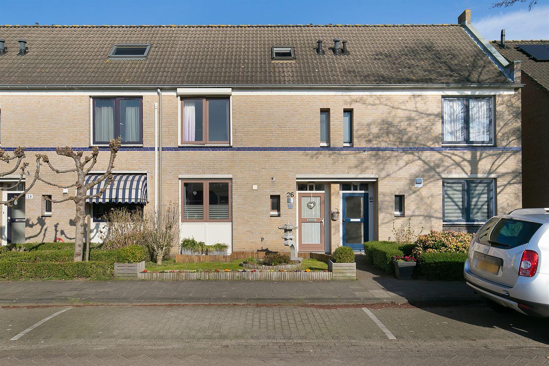 Bekijk foto 1 van Harrie Janssenstraat 26