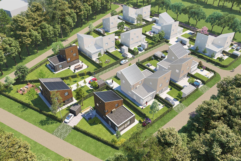View photo 4 of Vrijstaande parkvilla (Bouwnr. 11)
