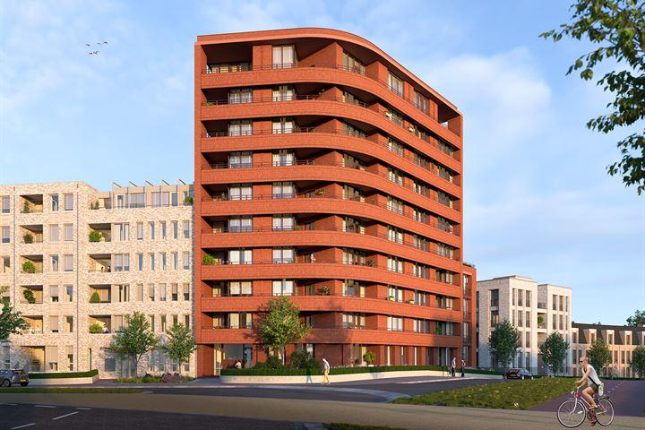 Appartementen Type D (Bouwnr. 202)
