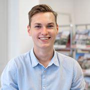 Sander van der Elst - Commercieel medewerker