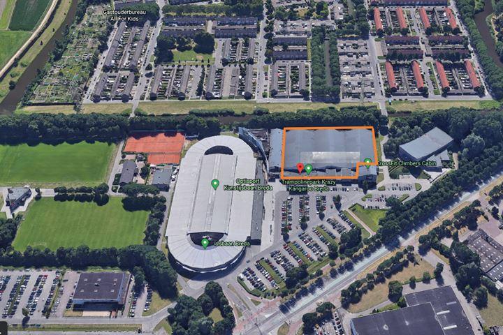 Terheijdenseweg 500, Breda