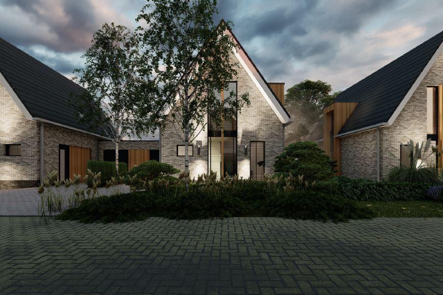 Bekijk foto 1 van Olmentuin levensloopwoningen - sit. 3 (Bouwnr. 3)