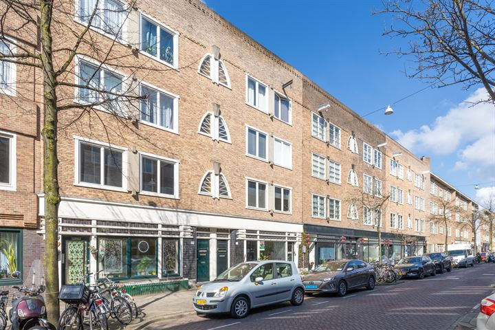 Van Speijkstraat 121 II, Amsterdam