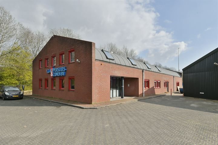 Naarderstraatweg 5, Muiderberg