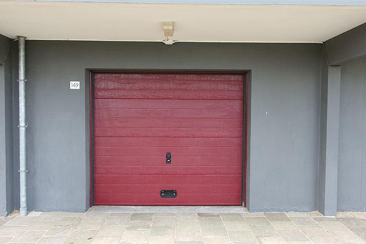Sinnigvelderstraat 149 garage
