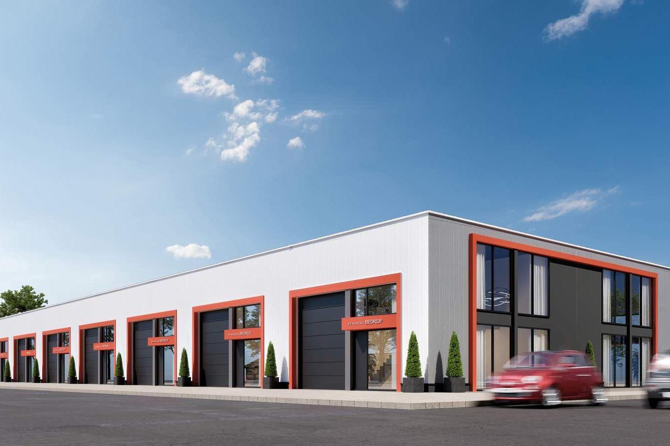Bekijk foto 1 van Industrieweg 1 A-1