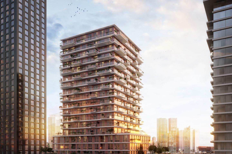 Bekijk foto 3 van City Apartment (Bouwnr. 70)