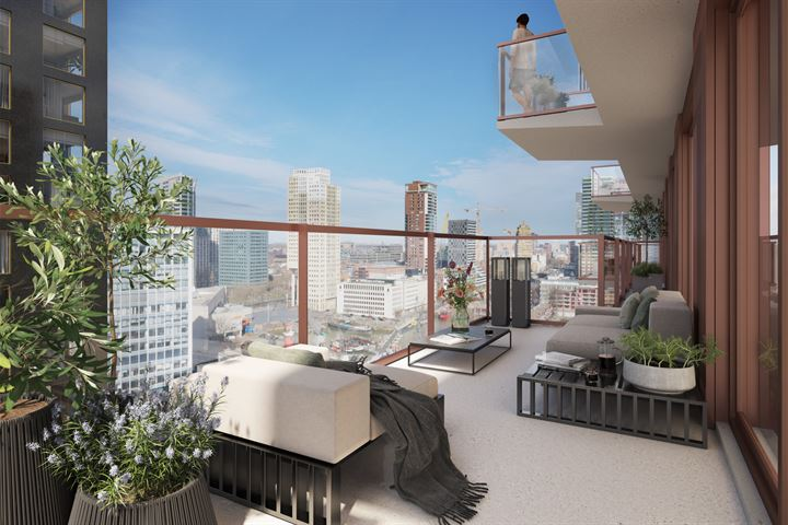 City Apartment (Bouwnr. 154)