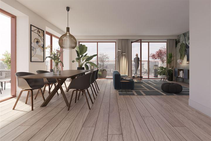 Urban Appartement (Bouwnr. 9)