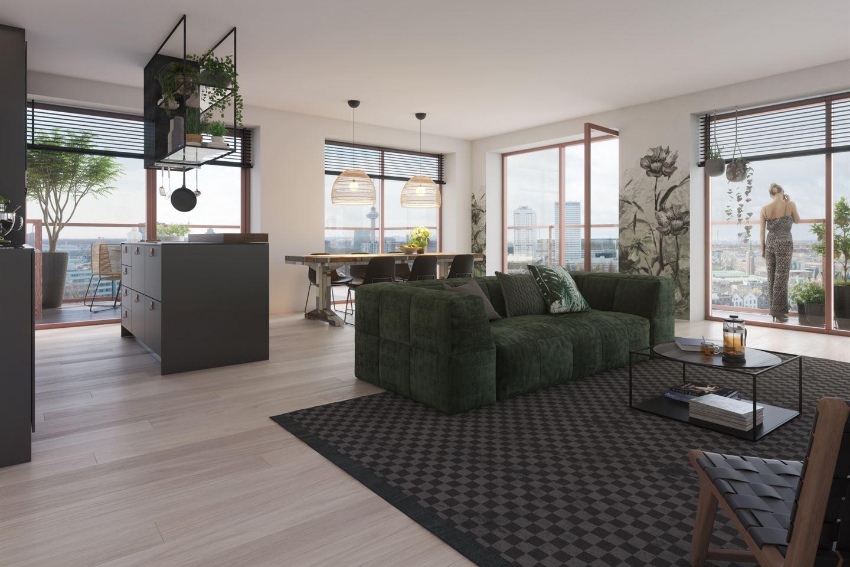 Bekijk foto 1 van Urban Top Appartement (Bouwnr. 99)