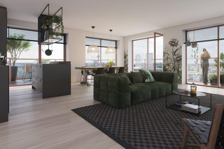 Urban Top Appartement (Bouwnr. 99)