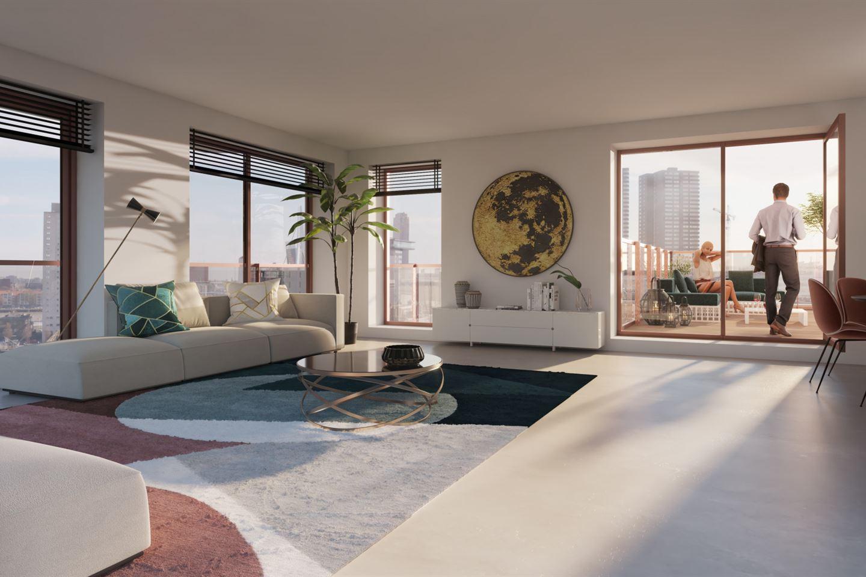Bekijk foto 1 van Urban Top Appartement (Bouwnr. 100)