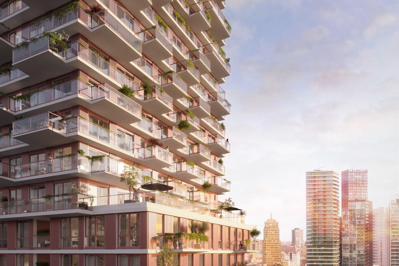 Bekijk foto 2 van Urban Top Appartement (Bouwnr. 100)