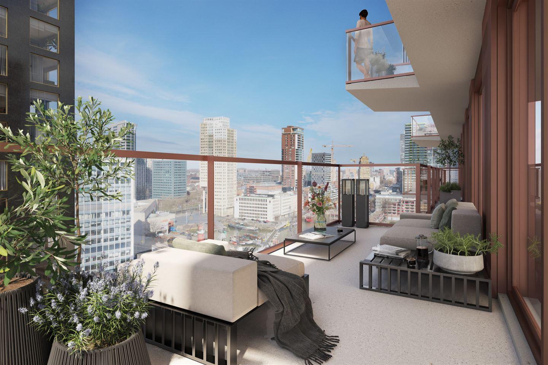 Bekijk foto 3 van Urban Top Appartement (Bouwnr. 100)