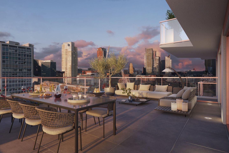 Bekijk foto 1 van Penthouse Top (Bouwnr. 192)