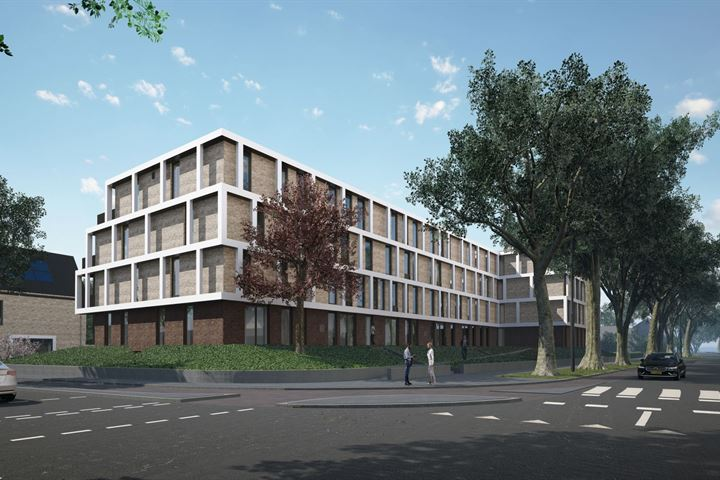 Appartementen (Bouwnr. 1)