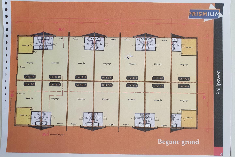 Bekijk foto 2 van Dr. A.F. Philipsweg 15 B