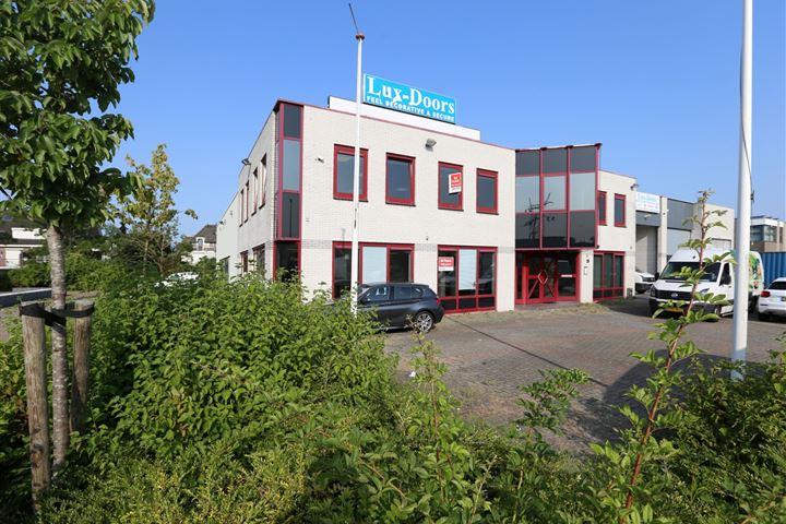 Van 't Hoffstraat 25, Barendrecht