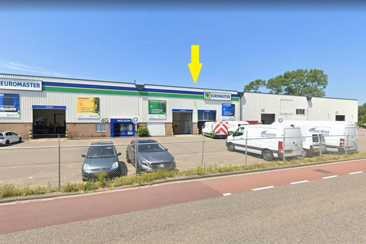 Sluispolderweg 2 -8*, Zaandam