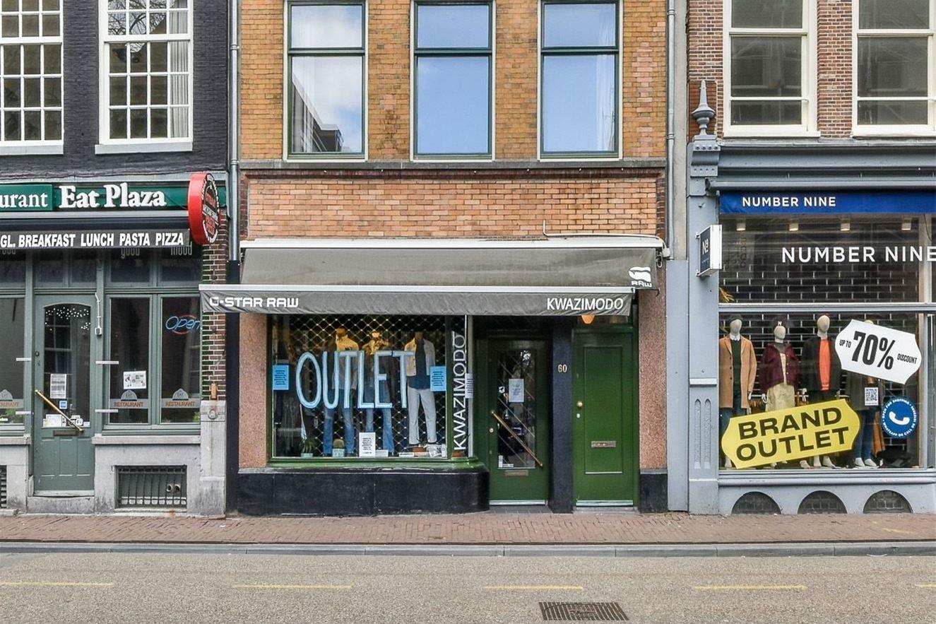Bekijk foto 1 van Haarlemmerstraat 60