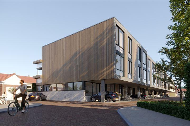 Eindhoven | Hessen Kasselstraat | Woon-/werklofts