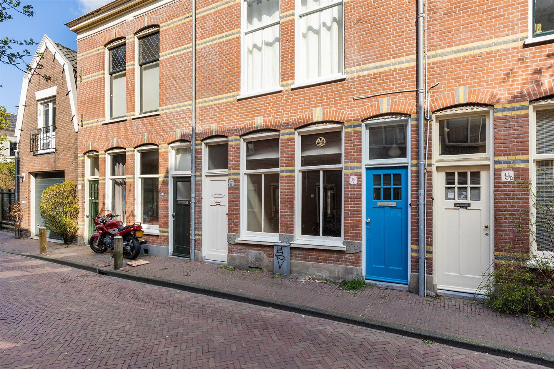 Bekijk foto 1 van Spaarnwouderstraat 9 C zw