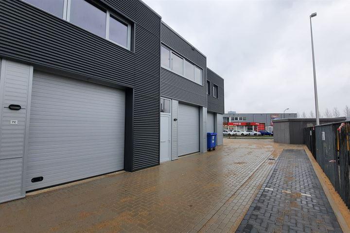 Markerkant 10 7 C, Almere