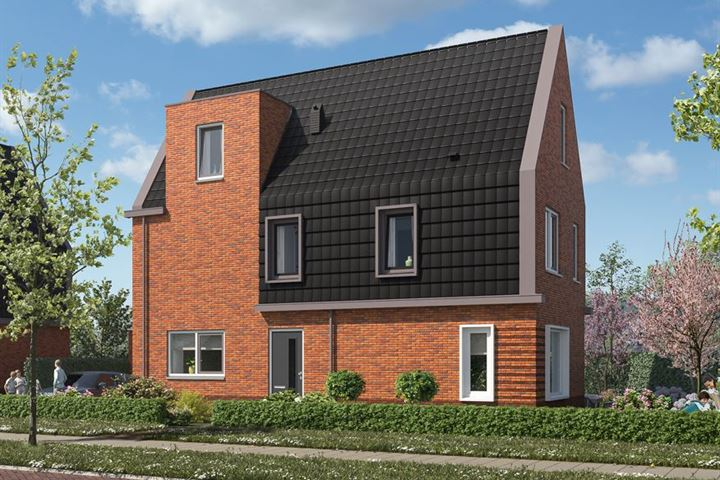 vrijstaand dakopbouw   Noorderlicht (Bouwnr. 3)