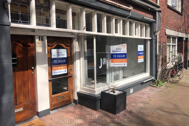 Breitnerlaan 14, Den Haag