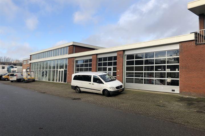 Jan van Gentstraat 162 -166, Badhoevedorp