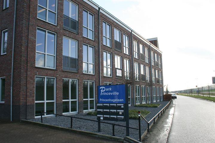 Princenhagelaan 1, Breda