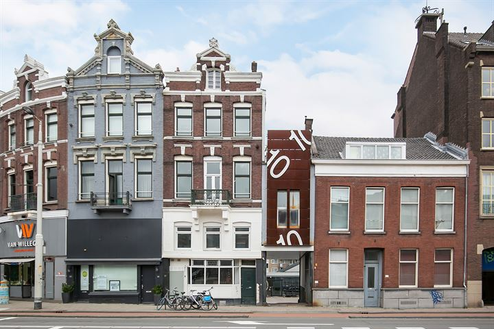 Schiekade 10 B, Rotterdam