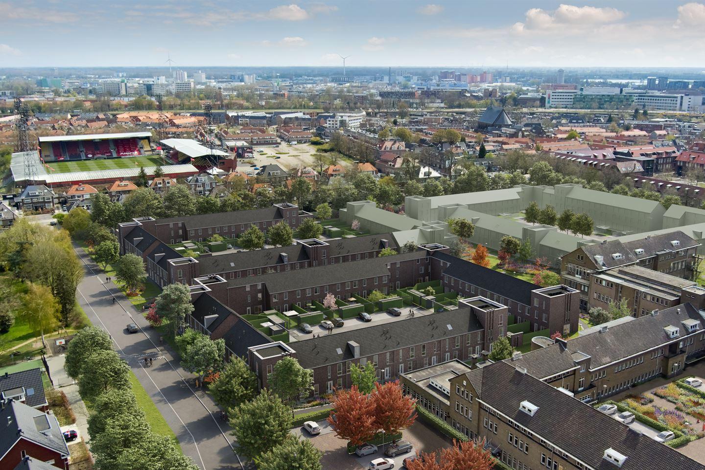 Bekijk foto 3 van H.J.Ph. Fesevurstraat (Bouwnr. 1)