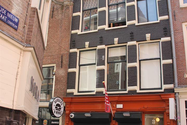 Lijnbaanssteeg 3, Amsterdam