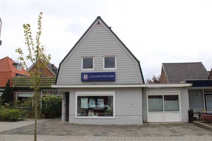 Waldeck Pyrmontstraat 1, Maasdijk