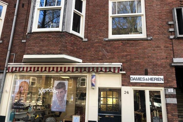 Haarlemmermeerstraat 24, Amsterdam