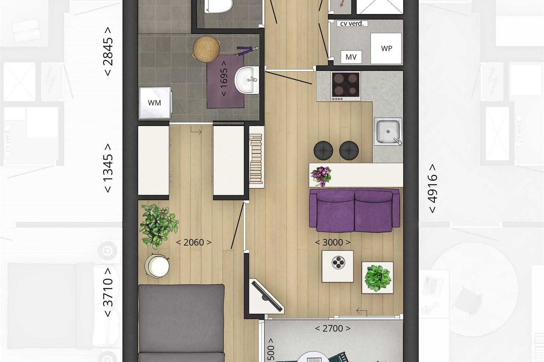 Bekijk foto 1 van Appartement (Bouwnr. 7)