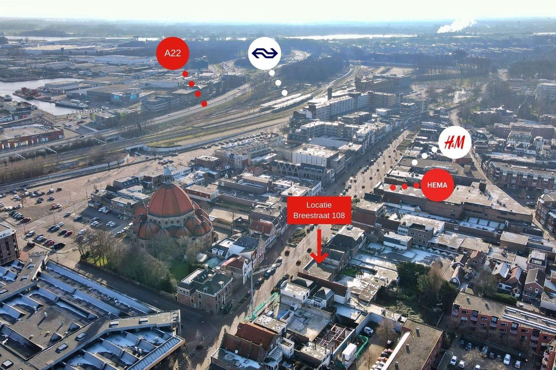 Bekijk foto 4 van Breestraat 108 - LINKS