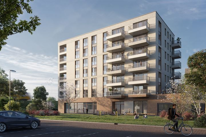 Appartement type M (Bouwnr. 14)